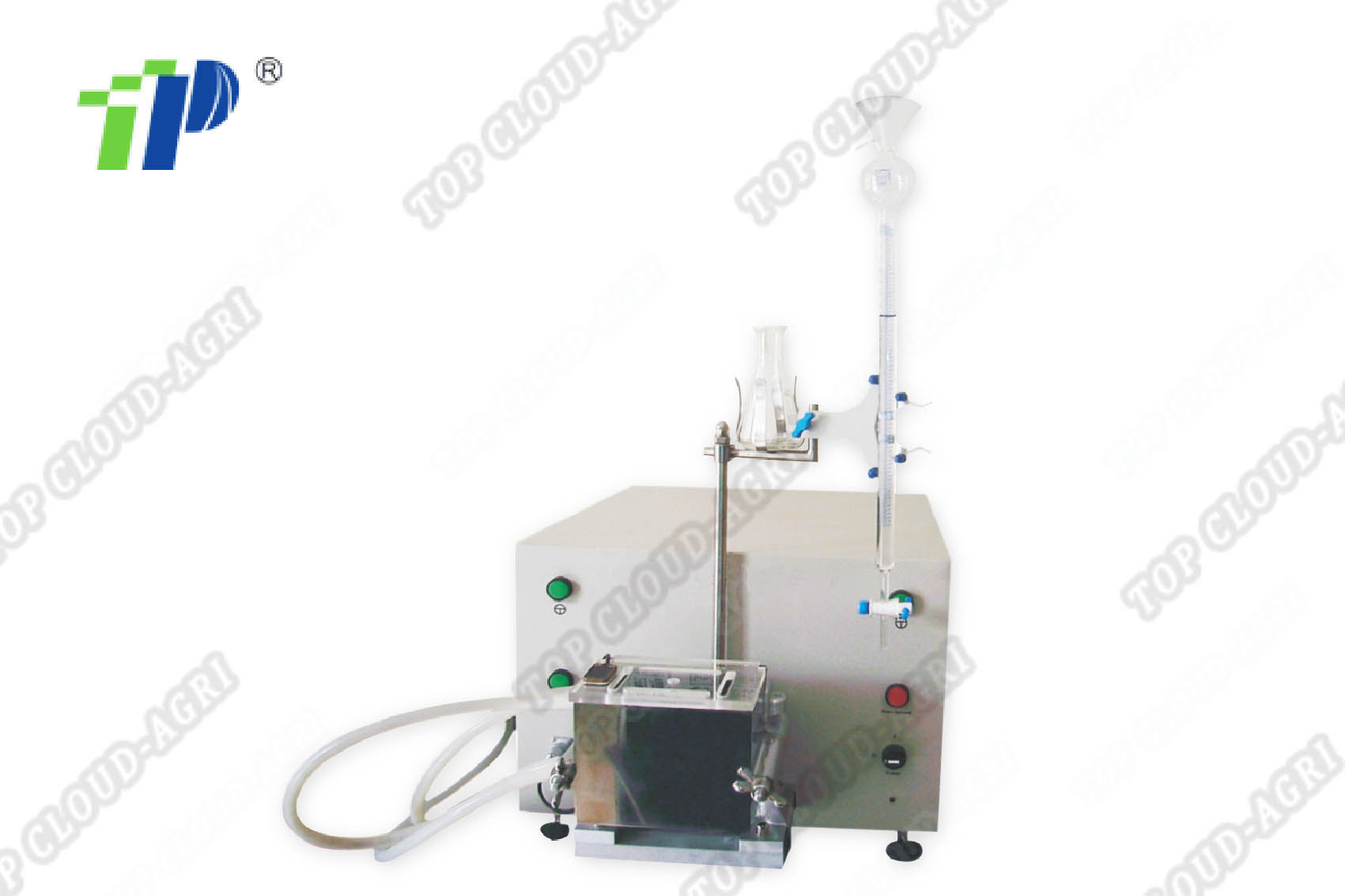 Digital Flour Quality Analyzer