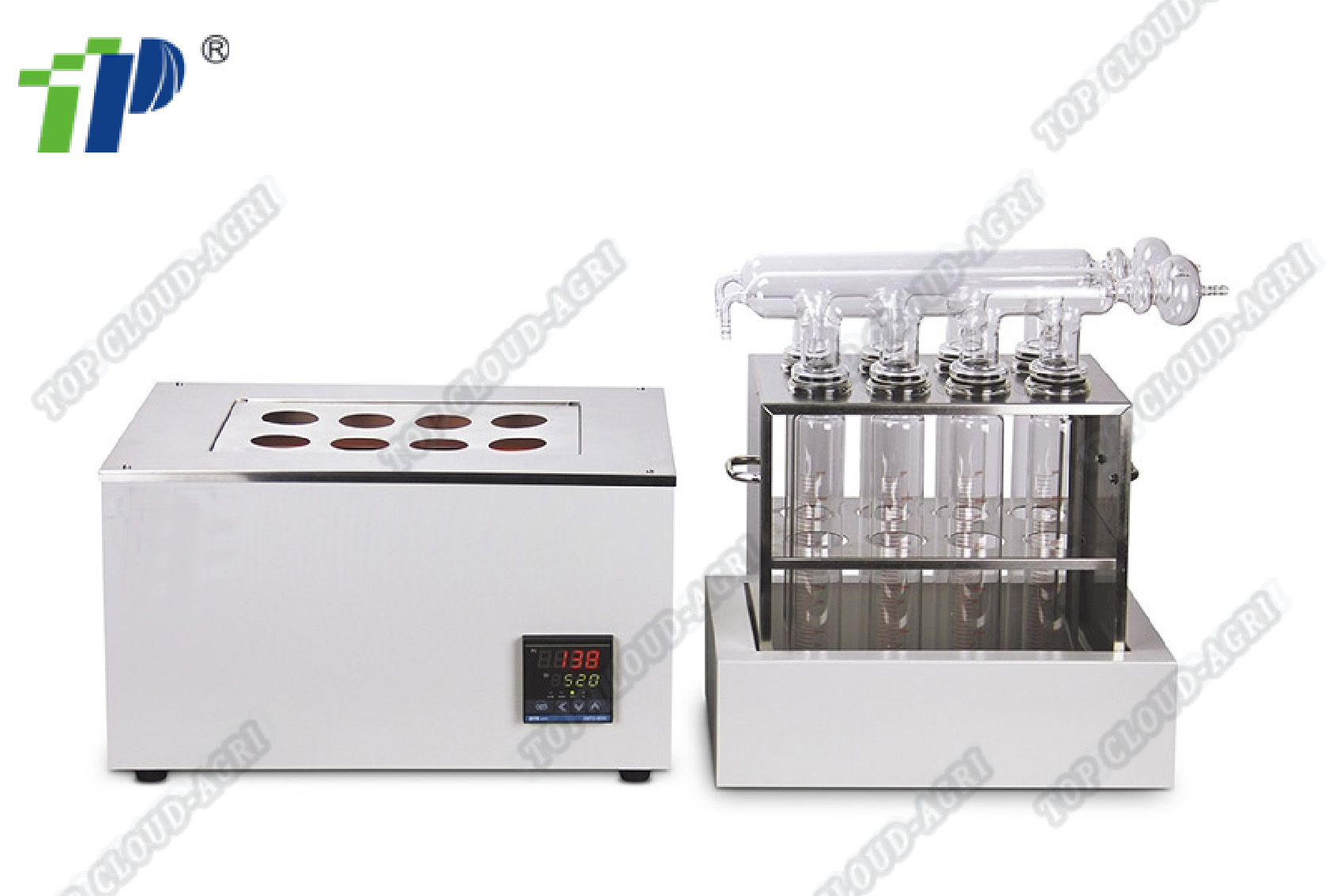 Digital Infrared Digestive Furnace