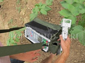 Plant Transpiration Rate Meter