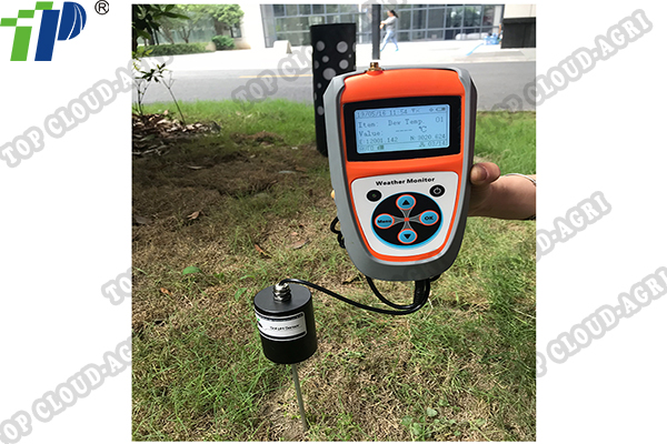 TZS Multi-parameter Soil Moisture Temperature Meter