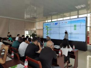 Promoting internationalization:Top Cloud-agri introduces China's digital agricultural technology to FAO and multinational officials