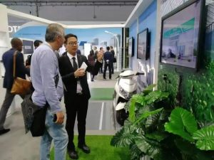 Speeds up internationalization, TOP cloud-agri with Huawei debut in Zurich, Switzerland